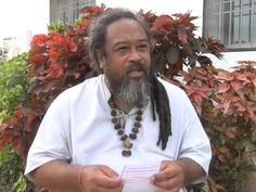 Walk with Mooji Baba - You Must Go Beyond This! - YouTube
