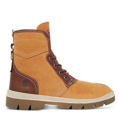 4fe65d53245e1e Réf : A1GY4 Ces Boots Homme Timberland Cityblazer Leather Boot en colori  Wheat possèdent un style