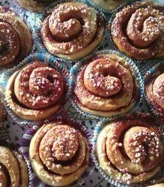 #leivojakoristele #kanelipullahaaste Kiitos @sirpamustikkamaa