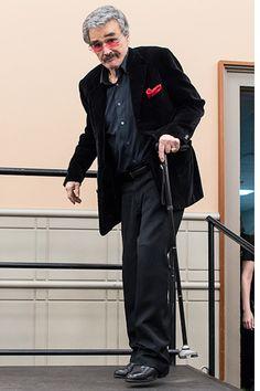 Burt Reynolds Looks