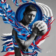 Street art and soccer collide in this vivid Pepsi Max campaign.