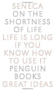 On the Shortness of Life (Penguin Great Ideas): Seneca, C. D. N. Costa: 9780143036326: Amazon.com: Books