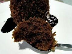 Las cositas de Meri: Bizcocho de chocolate a la naranja en taza sin glu...