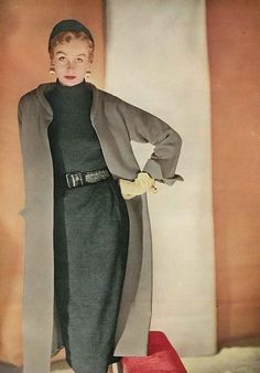 Vogue 1953   photo by Horst P Horst