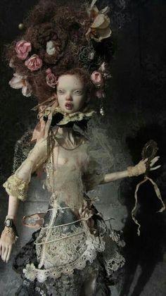 Tamara Popovy sisters bjd custom ooak by Julien Martinez