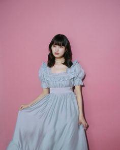 Izu, Late Summer, Kamen Rider, Summer Collection, Actors & Actresses, High Neck Dress, Vintage, Color, Dresses