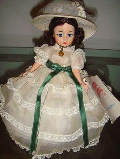 "Madame Alexander Southern Belle 10"" Doll 1185 | eBay"