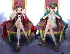 Kageyama & Oikawa | Haikyuu!! #manga