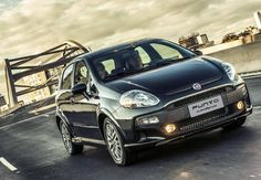 Fiat is the Brazilian market has prepared a special version of the cape. This model is called Punto BlackMotion with motorom1.8 E.torQ and an aesthetically pleasing version of the Fiat model B segment. As an option, among others, offer and Fiat's B
