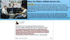 Kamil Saka'dan Açıklama Bekliyorum   Ezberbozan Mecmuası