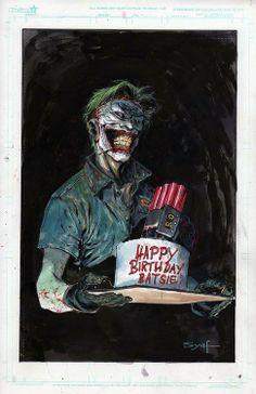 The Joker by Ardian Syaf