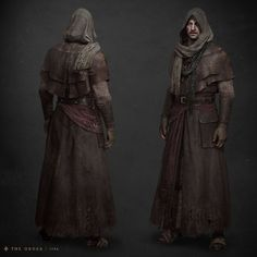 Mysterious Figure In game by Jarad Vincent | Figurative | 2D | CGSociety