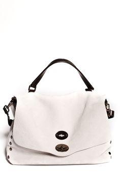 Off-white Postina bag in calf leather from Zanellato