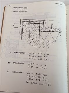 ar.de_13  #architecture #Architektur #art #archidaily #ideas #design #instadaily #detailsmagazine #detail #drawing #roof  #Dach #Attika #attic #draw #pen #book #sketchbook #moleskine #designer #DIN