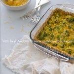 Pastel de pan, queso y brócoli concurso cerrado