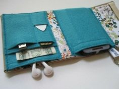 phone case/wallet by ruby_lou