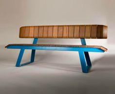 David Rasmussen - Plank Bench