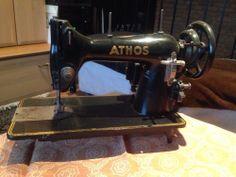 Antike Nähmaschine Athos in in Werne | eBay