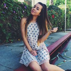 "face claim: sierra furtado } ""hello! i'm sierra archiblad! i am 17 years old and single. nate is my older brother. we are pretty close. um, i love photography, i don't know why it's just one of my favorite hobbies."" i chuckle, ""introduce?"""