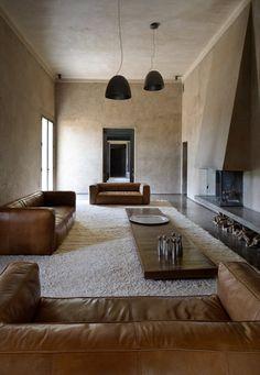 """The Project. on Twitter: """"Moroccan villas designed by Studio KO. Crème de la crème.… """" Home Interior, Interior Architecture, Interior And Exterior, Interior Decorating, Interior Design, Design Art, Creative Architecture, Interior Plants, Design Interiors"""