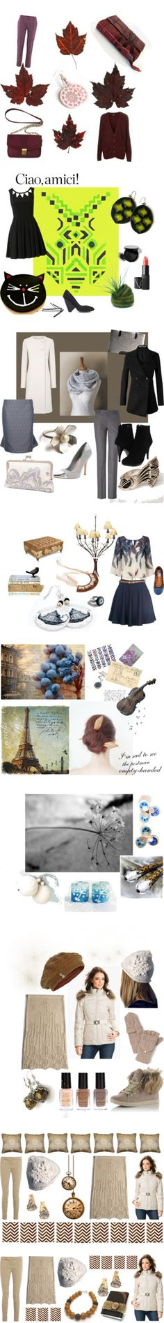 """""""Saturday Style 13 - promotion game - anyone can join"""" by dorijanki on Polyvore"""