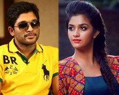Keerthy Suresh in Allu Arjun\'s Tamil debut