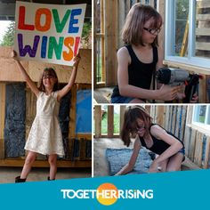 #TogetherRising
