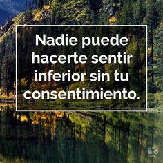 #Sentir #Inferior #consentimiento #Frases #reflexion