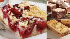 Budete ich milovať: recept na hrnčekový koláč za pár minút - Pluska. Czech Desserts, No Bake Desserts, Just Desserts, Strawberry Coffee Cakes, Strawberry Recipes, Baking Recipes, Cake Recipes, Dessert Recipes, Cake Invasion