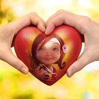 make_photo_effect_Heart_in_Hands_Love