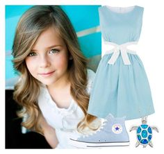 """""""*time skip* I grew up! -smiles wide- ~ Lucy"""" by amazing-anons13 ❤ liked on Polyvore featuring Cutie and Converse"""