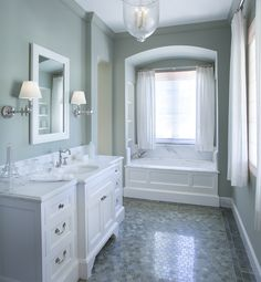 Teenage Bathroom