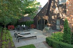 Residential Landscape Design Under One-Half Acre | 2nd - MICHAEL J. DUL & ASSOCIATES @Michael Dussert Dul