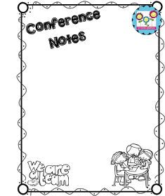 Parent Teacher Conferences: 10 Tips and Tricks – Create-abilities Carnival Classroom, Classroom Jobs, Classroom Organisation, Classroom Management, Parent Teacher Interviews, Parent Teacher Communication, Student Led Conferences, Kindergarten Assessment, Organization And Management