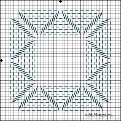 Шведское плетение - это просто, быстро и эффектно.    Если следовать традициям, описанным на американских сайтах, то вышивают в этой технике...