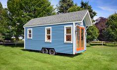 Poco Tiny House by Tiny Living Homes - front