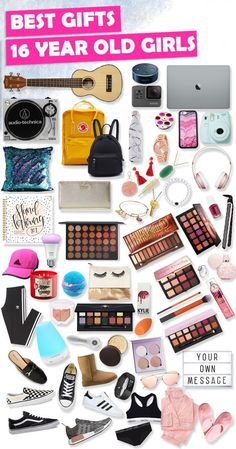 Tons Of Great Gifts For 16 Year Old Girls