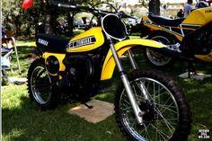 Yamaha YZ 80F