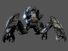 Goliath - The Resistance Wiki - Fall of Man, Resistance 2, characters, and more