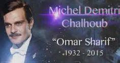 Resultado de imagen de los ojos de omar sharif