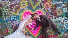 Love in Prague - John Lennon wall John Lennon Wall, Fair Grounds, Love, Fun, Prague, Amor, Fin Fun, El Amor, I Like You