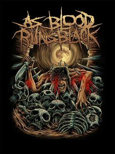 as blood runs black 1