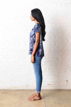 Ocean Waves, Tie Dye, Collection, Fashion, Moda, Fashion Styles, Tye Dye, Fashion Illustrations, Beach Waves