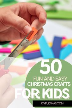 There are so many ways to get into the Christmas spirit, but one of my most favorite ways is by making crafts. Kids love having a creative outlet as well as being able to make something that they can be proud of. #christmas #christmascrafts #kidscrafts Unicorn Christmas Ornament, Snowman Christmas Decorations, Photo Christmas Ornaments, Christmas Ornament Crafts, Christmas Crafts For Kids, Xmas, How To Make Christmas Tree, Christmas Tree Painting, Simple Christmas