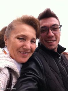 STAREE Hakan Yildiz: mom and me :)