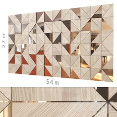 models: Other decorative objects - Decorative wall