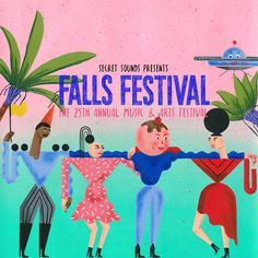 FALLS FESTIVAL    When: End of December – Beginning Of January.  New YEARS EVE    Where:  3 Locations.  Lorne, Marion Bay, Byron Bay    Website:  https://www.fallsfestival.com/    Why:  The Falls Music & Arts Festival is one of the finest, longest running, boutique music events in Australia.  The festival is based on European style events, featuring a diverse mix of over 70 renowned bands, DJs and comedians from throughout Australia with over 20 international acts.  Definitely a solid choice…