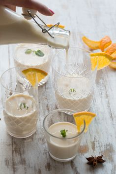 Multiculti Kitchen: CHRISTMAS SPICED EGGNOG