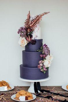 51 Ideas Cupcakes Fondant Wedding Desserts For 2019 Floral Wedding Cakes, Elegant Wedding Cakes, Beautiful Wedding Cakes, Wedding Cake Designs, Wedding Cake Toppers, Beautiful Cakes, Elegant Cakes, Wedding Cupcakes, Vegan Wedding Cake