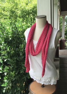 Cotton On Scarfs May 2017